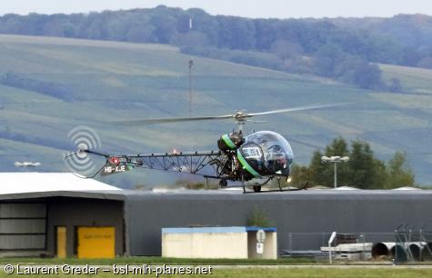 bsl-mlh-planes.net - Bilder - Vintage Heli Flights (Helikopter ...